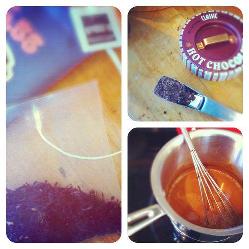 Holly tea infused treats 6